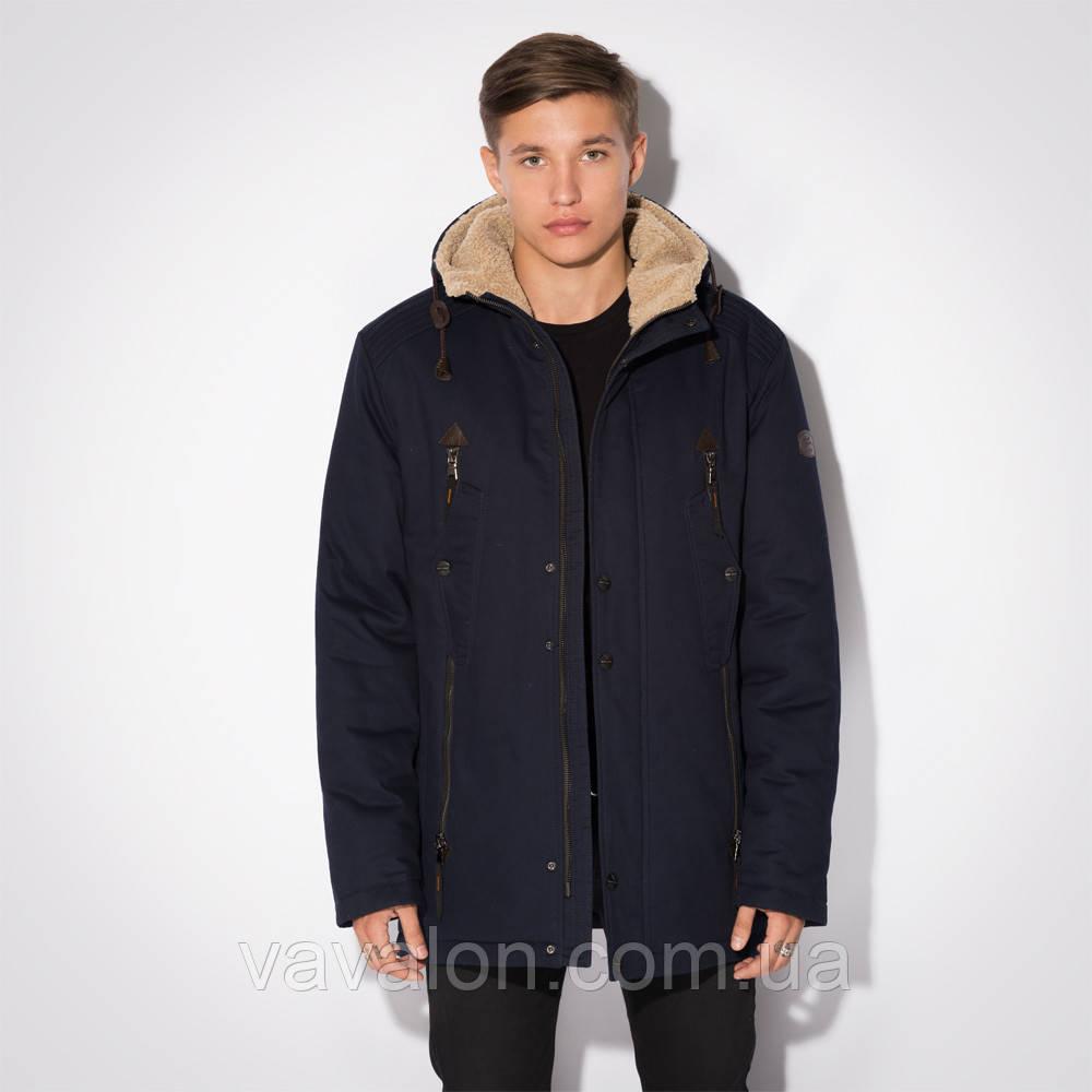 Удлиненная зимняя мужская куртка!