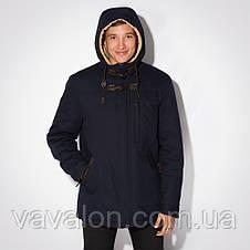 Зимняя удлиненная куртка- парка , фото 2