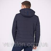 Куртка демисезонная Vavalon KD-170 navy, фото 3