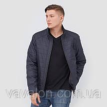 Куртка демисезонная Vavalon KD-180 navy, фото 2
