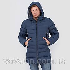 Зимняя мужская куртка Vavalon KZ-P246 ink-blue, фото 3
