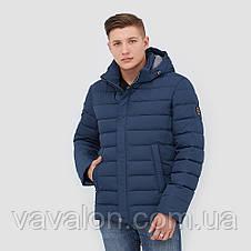 Зимняя мужская куртка Vavalon KZ-P247 ink-blue, фото 3