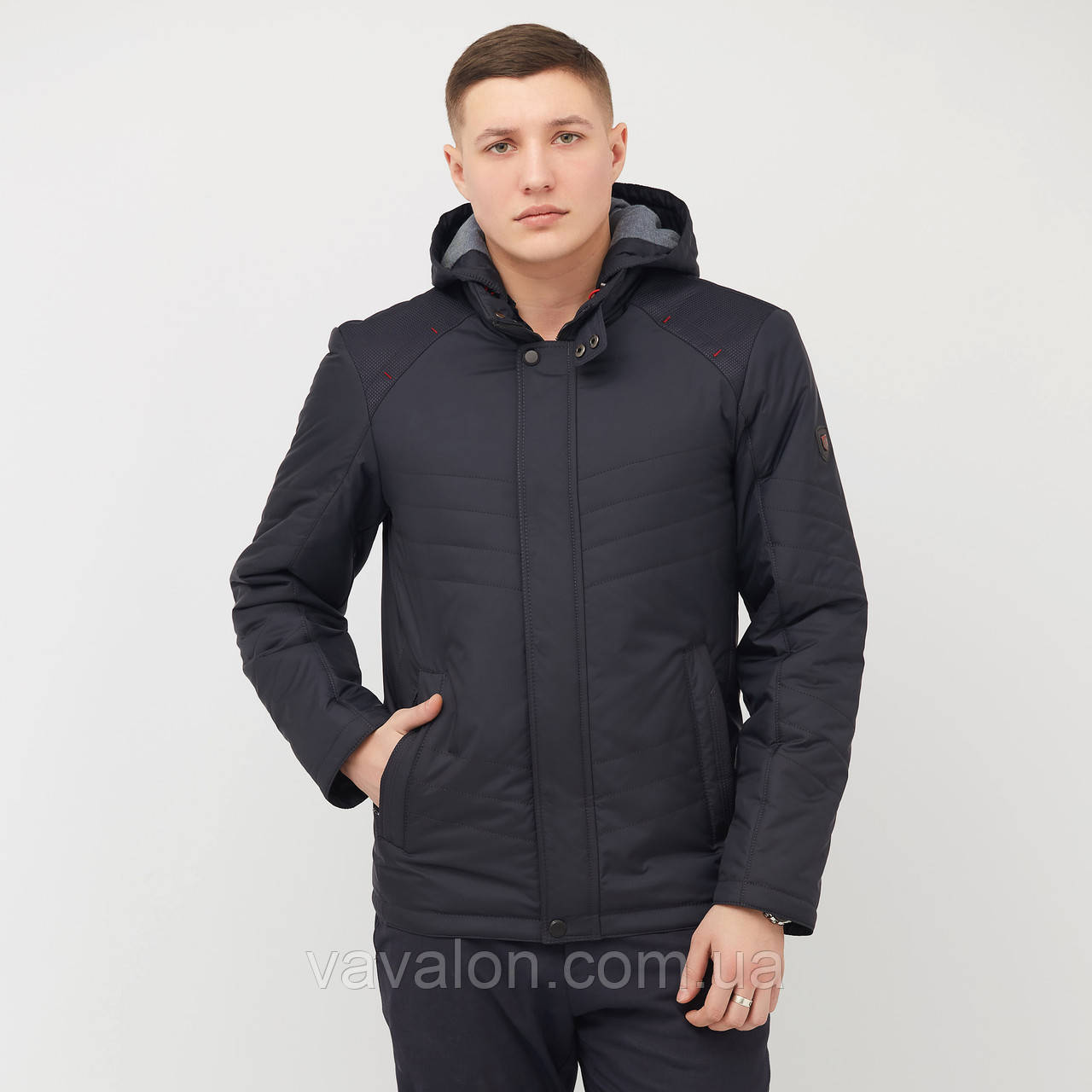 Куртка демисезонная Vavalon KD-183 navy