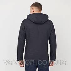 Куртка демисезонная Vavalon KD-183 navy, фото 3