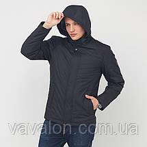 Куртка демисезонная Vavalon KD-183 navy, фото 2