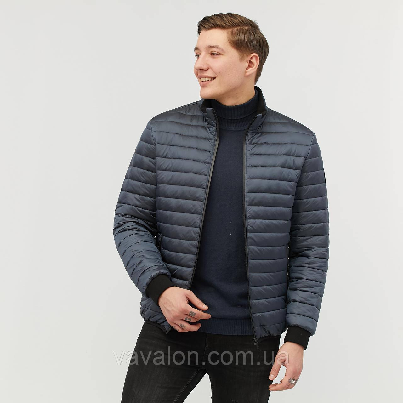 Куртка демисезонная Vavalon KD-191 gray