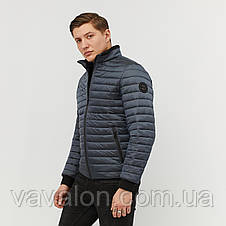 Куртка демисезонная Vavalon KD-191 gray, фото 2
