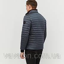 Куртка демисезонная Vavalon KD-191 gray, фото 3