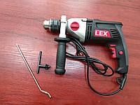 Дрель-миксер ударная LEX LXID242 (1200 Вт, Польша)