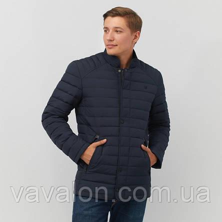 Куртка демисезонная Vavalon KD-190 navy, фото 2