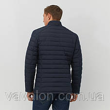 Куртка демисезонная Vavalon KD-190 navy, фото 3