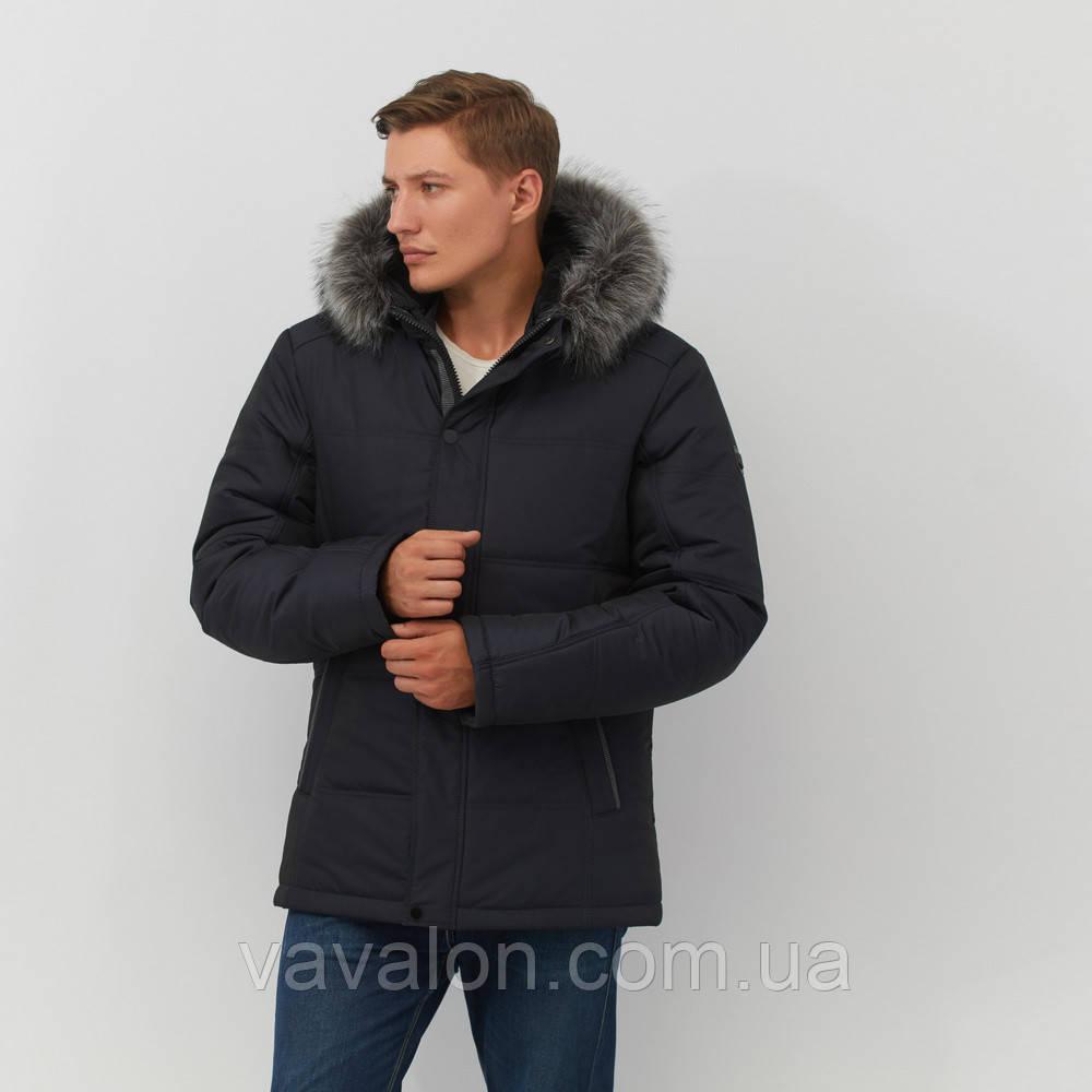 Зимняя мужская куртка Vavalon KZ-256 navy