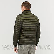 Куртка демисезонная Vavalon KD-191 khaki, фото 3
