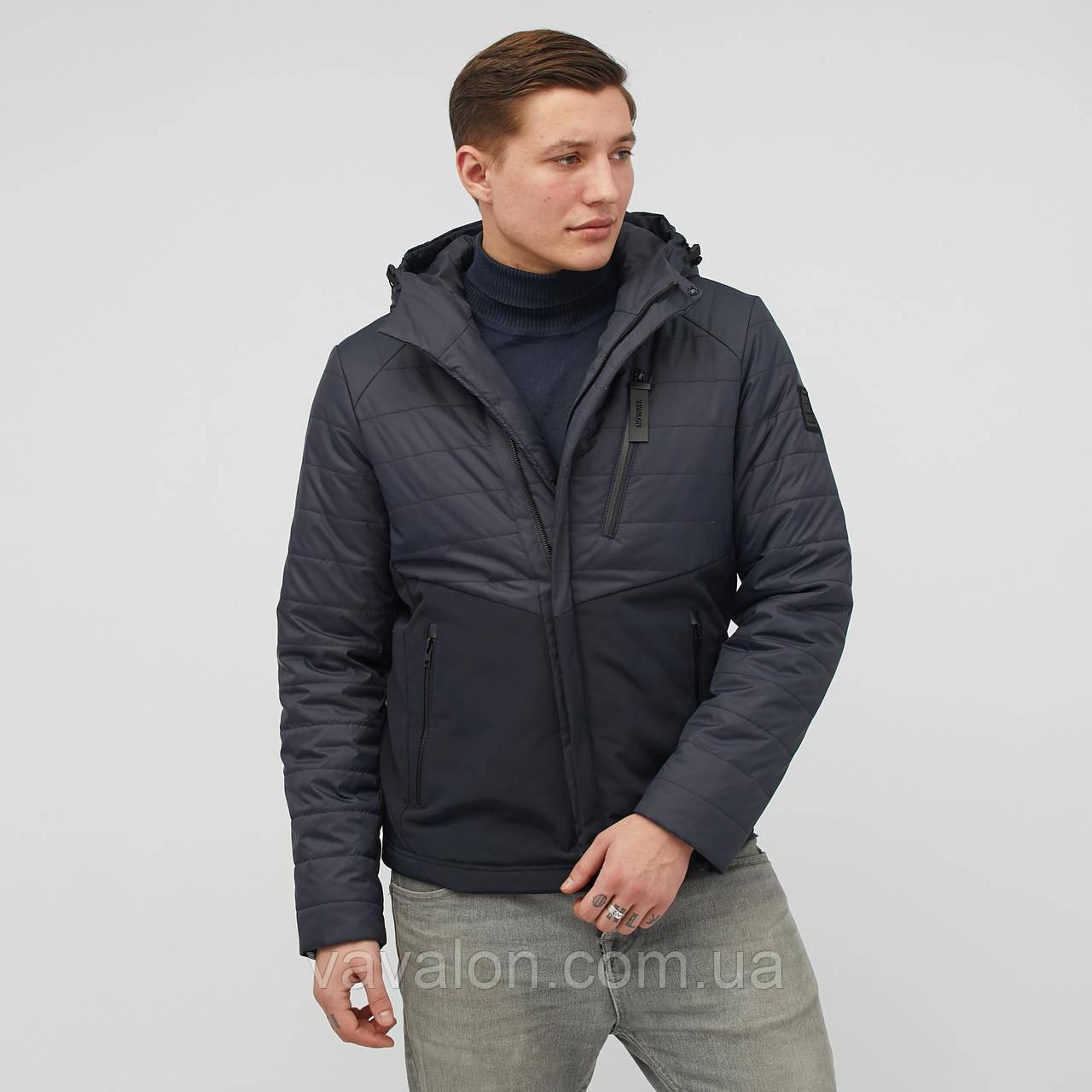Куртка демисезонная Vavalon KD-801 Navy