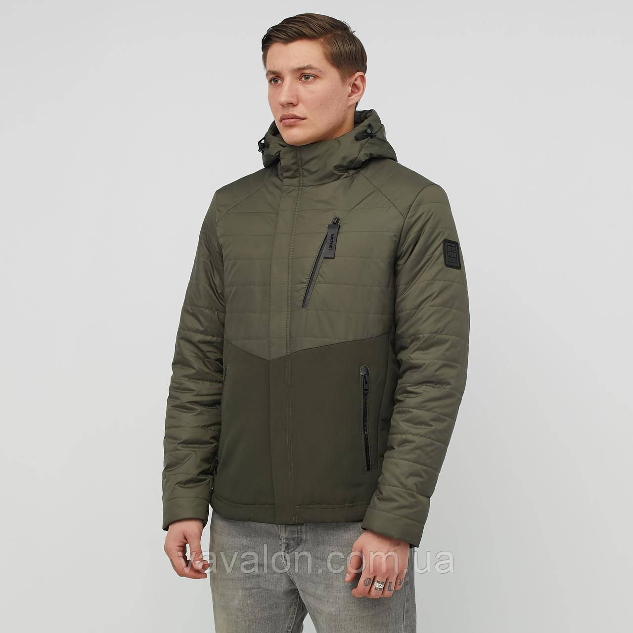 Куртка демисезонная Vavalon KD-801 Khaki