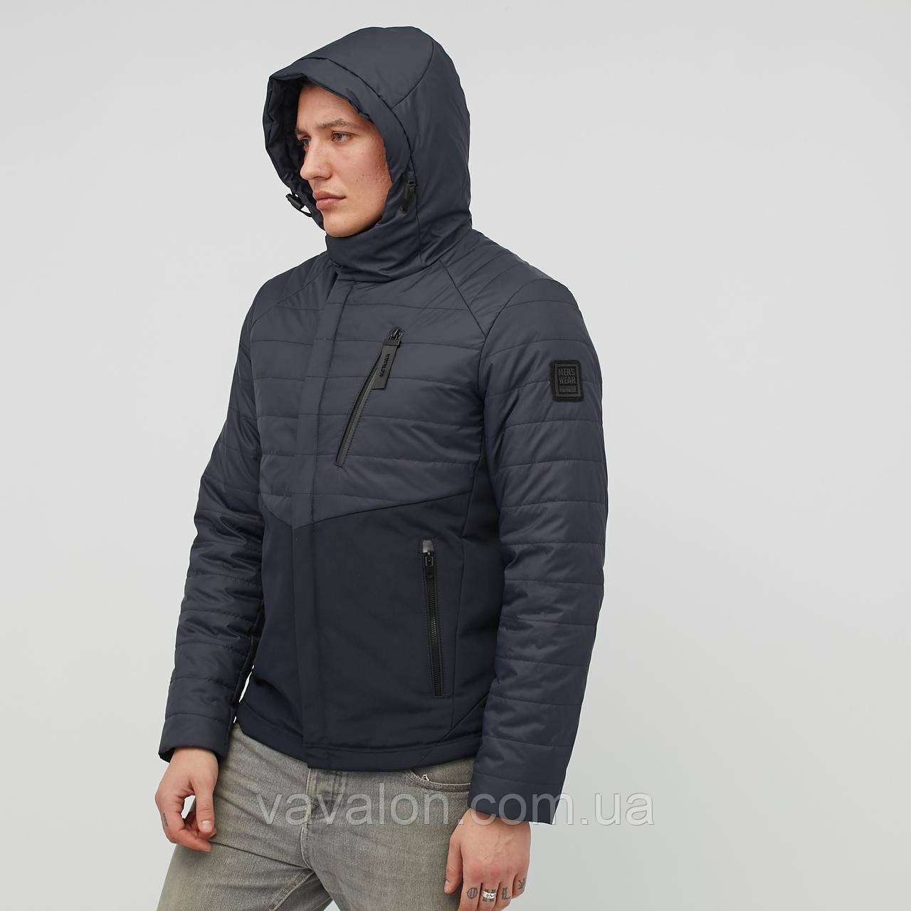 Куртка демисезонная Vavalon KD-801 Black