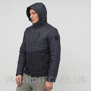 Куртка демисезонная Vavalon KD-801 Black, фото 2