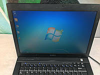 Ноутбук, notebook, Dell Latitude E6400, 2 ядра по 2,4 ГГц, 4 Гб ОЗУ, HDD 250 Гб, фото 1