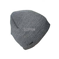 Мужская шапка с флисовой подкладкой