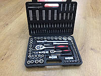 Набор инструментов LEX 108 (головки ключи биты трещотка)