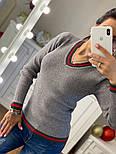Женский стильный свитер (в расцветках), фото 3