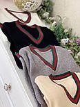 Женский стильный свитер (в расцветках), фото 6