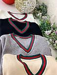 Женский стильный свитер (в расцветках), фото 5