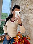 Женский стильный свитер (в расцветках), фото 4