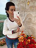 Женский стильный свитер (в расцветках), фото 8