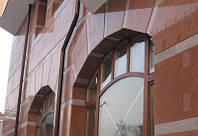 Реставрация гранитных/мраморных фасадов зданий