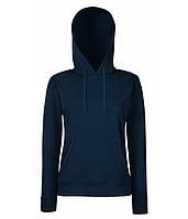 Женская толстовка с капюшоном 2XL, AZ Глубокий Темно-Синий
