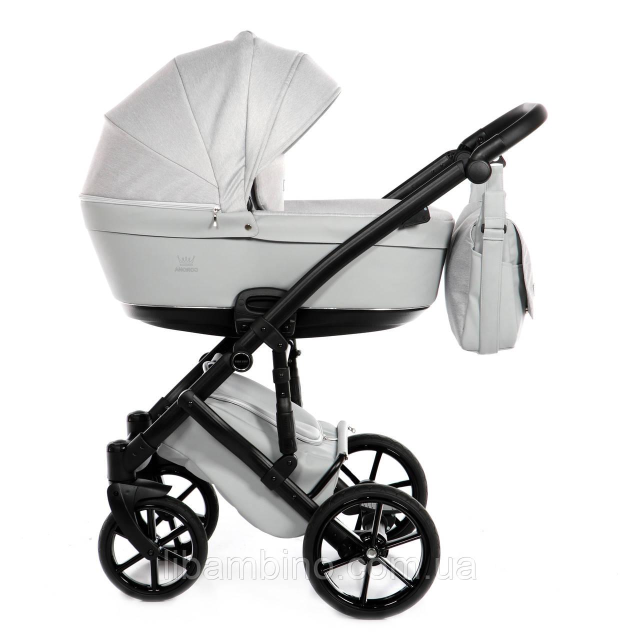 Дитяча універсальна коляска 2 в 1 Tako Corona Light 01