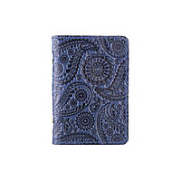 "Обложка-органайзер для документов ( ID паспорт ) / карт Hi Art AD-03 Crystal Blue ""Buta Art"", фото 1"