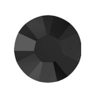 Стразы стеклянные SS 3 Jet черный матовый , 100 шт
