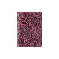 """Обложка-органайзер для документов ( ID паспорт ) / карт Hi Art AD-03 Shabby Plum """"Buta Art"""", фото 1"""