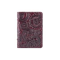 "Обложка-органайзер для документов ( ID паспорт ) / карт Hi Art AD-03 Crystal Sangria ""Mehendi Art"", фото 1"