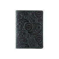 "Обложка для паспорта PC-01 PC-01 Crystal Green ""Buta Art"", фото 1"