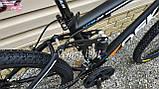 Горный двухподвесной велосипед Oskar Warship, фото 6