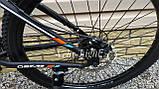 Горный двухподвесной велосипед Oskar Warship, фото 10