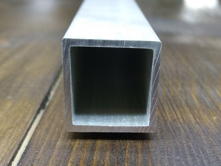 Алюминиевая труба 20х20х1,5 / AS. Профильная квадратная