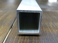 Алюминиевая труба 20х20х1,5 / AS. Профильная квадратная, фото 1