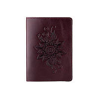 "Обложка для паспорта PC-01 PC-01 Crystal Sangria ""Mehendi Classic"", фото 1"