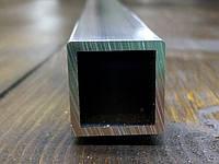 Алюминиевые трубы квадратного сечения 20х20х2 / б.п., фото 1