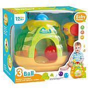 """Развивающая игрушка """"Домик с молоточком"""", Baby Hamer, 338"""