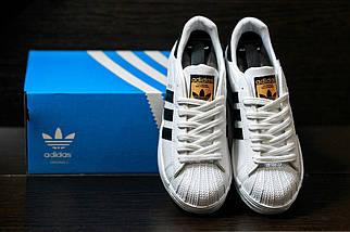 Мужские Кроссовки ADIDAS SUPERSTAR мужская обувь кроссовки адидас суперстар, фото 3