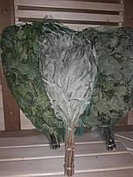 Набор веников  (канадский дуб, береза, эвкалипт) для бани., фото 1