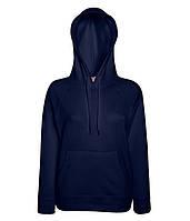 Женская кофта с капюшоном S, AZ Глубокий Темно-Синий