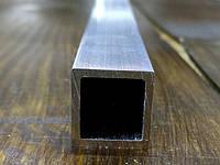 Алюмінієва труба 20х20х1 / без покриття. Профільна квадратна, фото 1