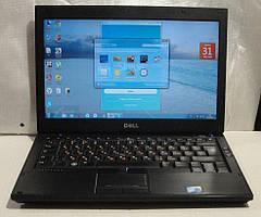 Ноутбук, notebook, Dell Latitude E4310, 4 ядра по 2,9 ГГц, 2 Гб ОЗУ, HDD 250 Гб