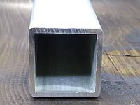 Алюминиевый профиль квадратная труба Модель ПАС-2033 25x25x2 / AS, фото 1